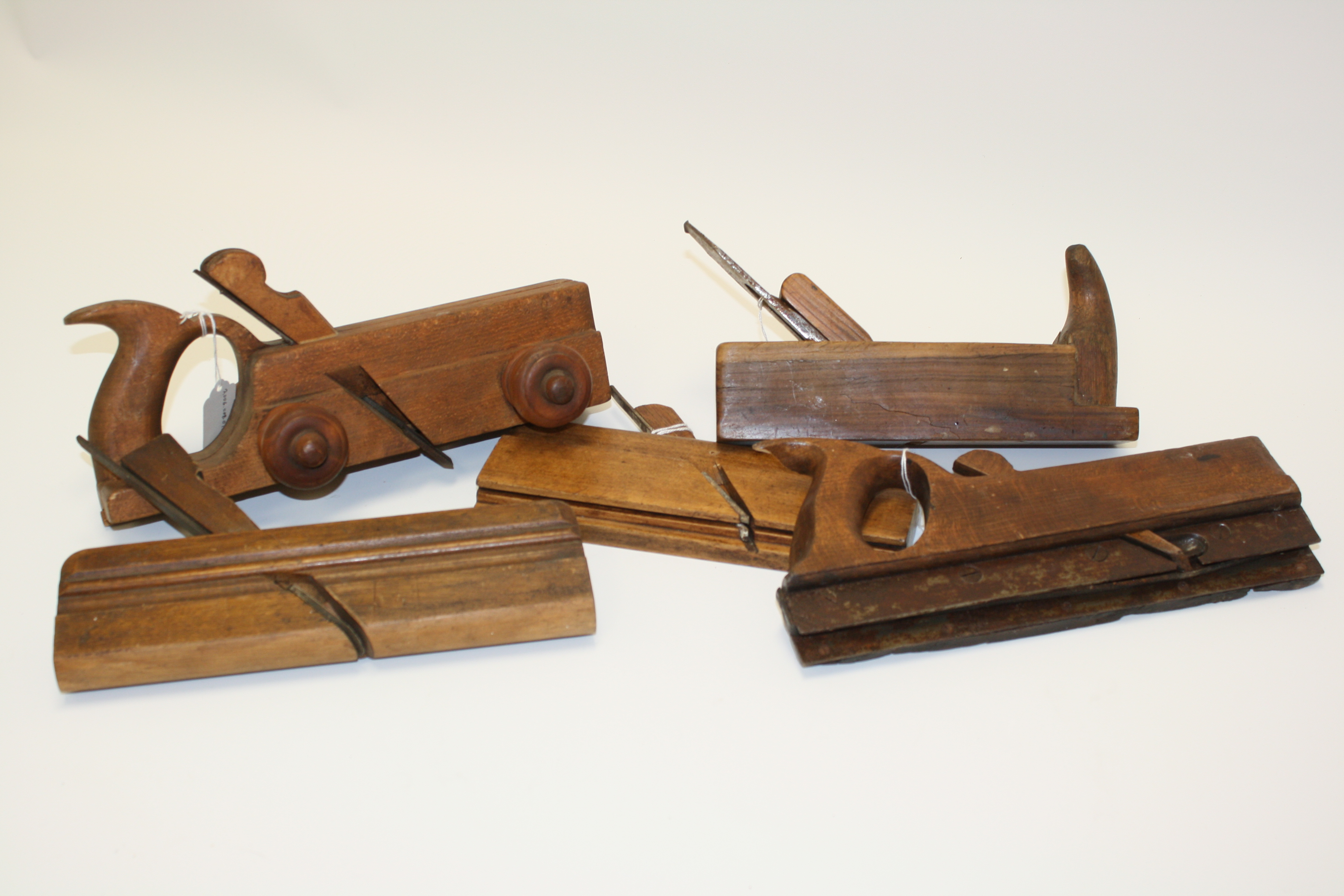 Wooden Hand Planes